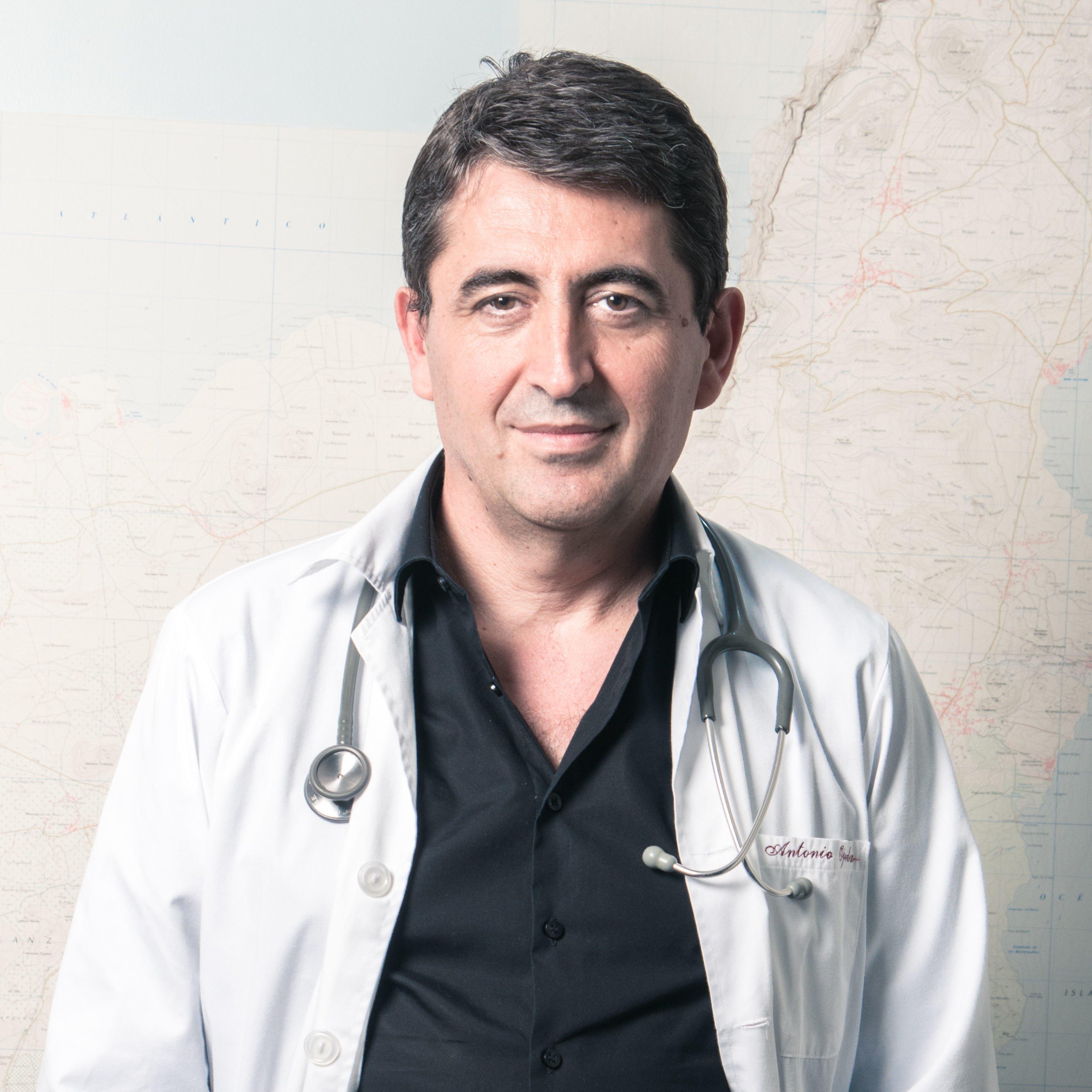 Dr. Antonio Ojeda Pino
